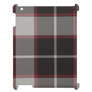 Funda Para iPad 2, 3, 4 Tartán de la tela escocesa de Ana del lago