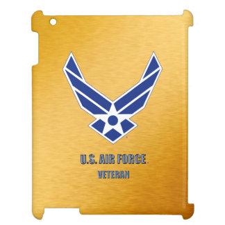 Funda Para iPad 2, 3, 4 U.S. Caso del iPad del veterano de la fuerza aérea