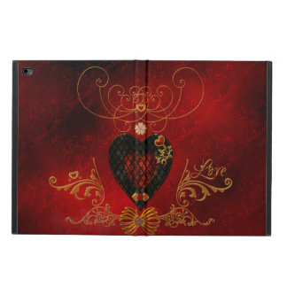 Funda Para iPad Air 2 Amor, corazones maravillosos