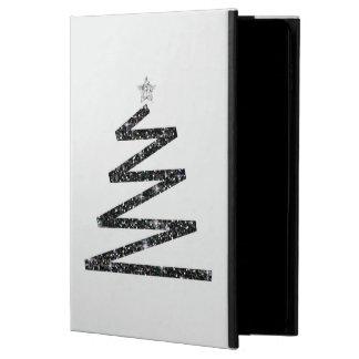 Funda Para iPad Air 2 Árbol de navidad del brillo