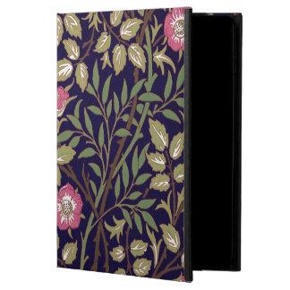 Funda Para iPad Air 2 Arte floral Nouveau del Briar dulce de William