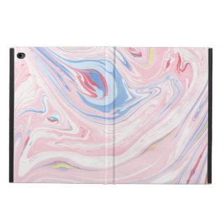 Funda Para iPad Air 2 Arte moderno elegante en colores pastel del mármol