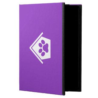 Funda Para iPad Air 2 caja del aire 2 del iPad sin Kickstand