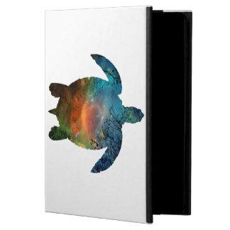 Funda Para iPad Air 2 caja del aire 2 del iPad sin tortuga de mar de