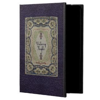 Funda Para iPad Air 2 Diseño del libro del vintage de Cumbres