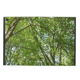 Funda Para iPad Air 2 El toldo de la primavera sale de escena verde de