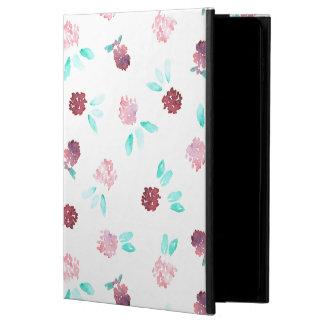 Funda Para iPad Air 2 El trébol florece la caja del aire 2 del iPad sin