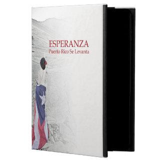 Funda Para iPad Air 2 Esperanza - imagen con el texto