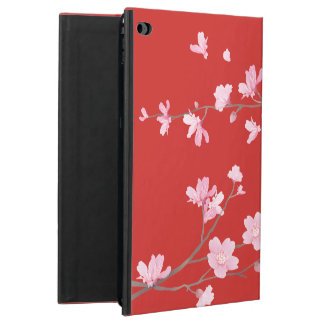 Funda Para iPad Air 2 Flor de cerezo - rojo