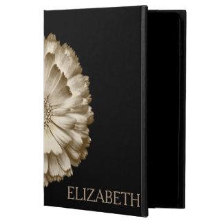 Funda Para iPad Air 2 flor personalizada de la margarita