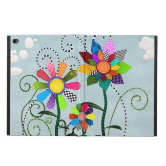 Funda Para iPad Air 2 Flores caprichosas