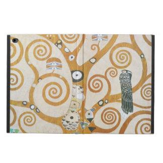 Funda Para iPad Air 2 Gustavo Klimt el árbol del arte Nouveau de la vida