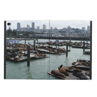 Funda Para iPad Air 2 Horizonte de San Francisco y de la ciudad de los