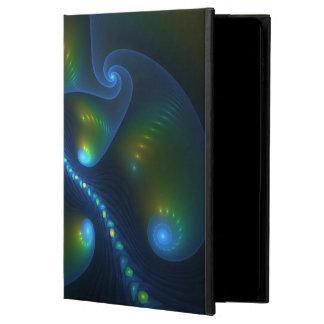 Funda Para iPad Air 2 La fantasía enciende fractal abstracto del