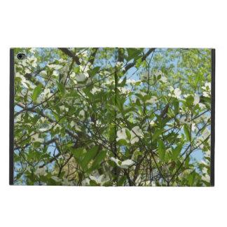 Funda Para iPad Air 2 Las ramas del Dogwood florecen los árboles de la