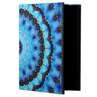 Funda Para iPad Air 2 Mandala del azul de la mariposa