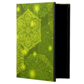 Funda Para iPad Air 2 Modelo de lujo floral de la mandala
