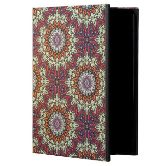 Funda Para iPad Air 2 Modelo floral étnico abstracto colorido de la