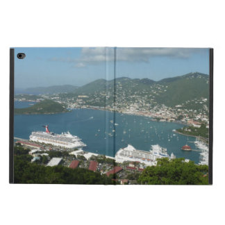 Funda Para iPad Air 2 Puerto en las Islas Vírgenes de St Thomas los