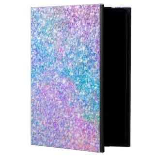 Funda Para iPad Air 2 Purpurina atractivo colorido y colores en colores