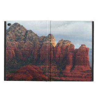 Funda Para iPad Air 2 Roca nublada del pote del café en Sedona Arizona