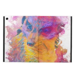 Funda Para iPad Air Animal Painterly - Meerkat