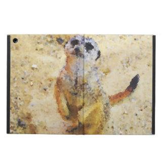 Funda Para iPad Air Animales polivinílicos - Meerkat