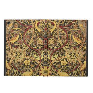 Funda Para iPad Air Arte floral de la tapicería de William Morris