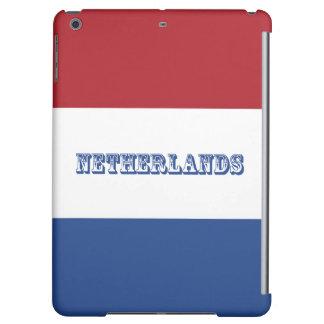 Funda Para iPad Air Bandera de Países Bajos
