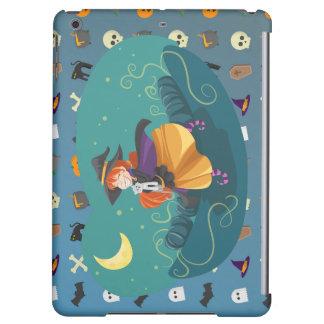 Funda Para iPad Air Bruja para el niño