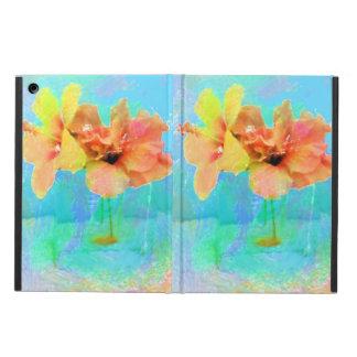 Funda Para iPad Air Caja bonita del aire del iPad del arte de la flor