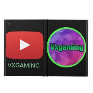 Funda Para iPad Air Caja del aire del iPad de Vxgaming