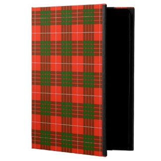 Funda Para iPad Air Caja del aire del iPad del tartán de Crawford