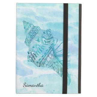 Funda Para iPad Air Caja hermosa del aire del iPad de los Seashells