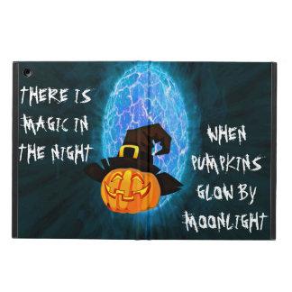 Funda Para iPad Air Calabaza de Halloween por el caso de Ipad del