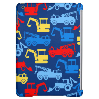 Funda Para iPad Air Camiones del trabajo