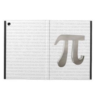 Funda Para iPad Air Carácter lindo del metal pi