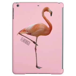 Funda Para iPad Air Casco Ipad Flamenco rosa