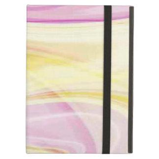 Funda Para iPad Air Caso de mármol rosado de Astract Ipad
