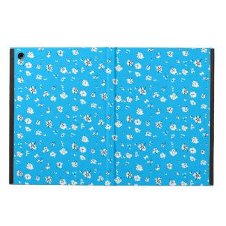 Funda Para iPad Air Caso del iPad del modelo de estrella del garabato