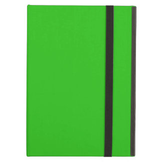 Funda Para iPad Air color verde claro simple