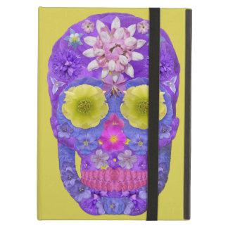 Funda Para iPad Air Cráneo 5 de la flor