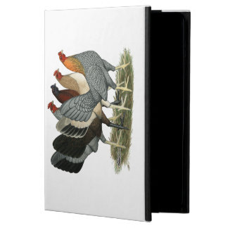 Funda Para iPad Air Cuatro gallinas de Gamefowl
