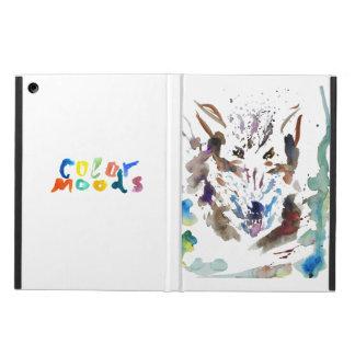 Funda Para iPad Air '' El lobo ''