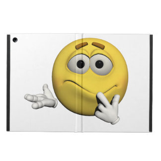 Funda Para iPad Air Emoticon triste