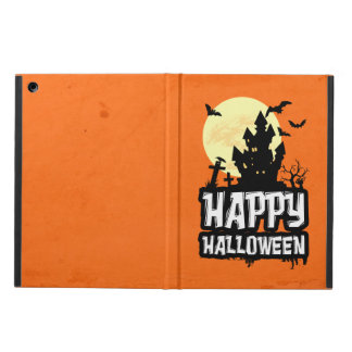 Funda Para iPad Air Feliz Halloween