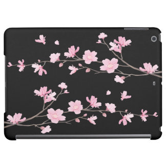 Funda Para iPad Air Flor de cerezo - negro