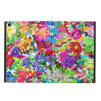 Funda Para iPad Air Flores mágicas coloridas lindas