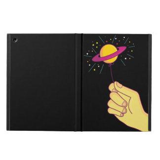 Funda Para iPad Air Globo del Lollipop de Saturn