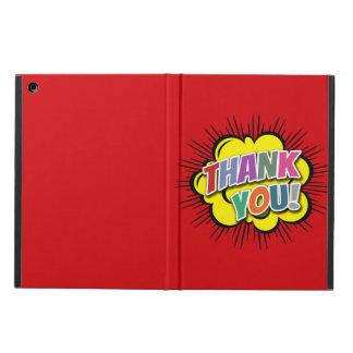 Funda Para iPad Air Gracias